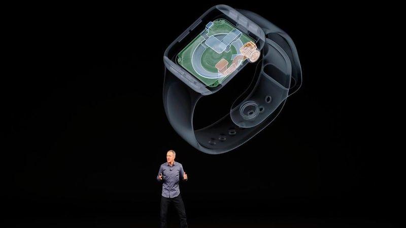 0ada27346 كل ما تريد معرفته عن ساعة آبل Apple Watch Series 4 | تكنولوجيا ...