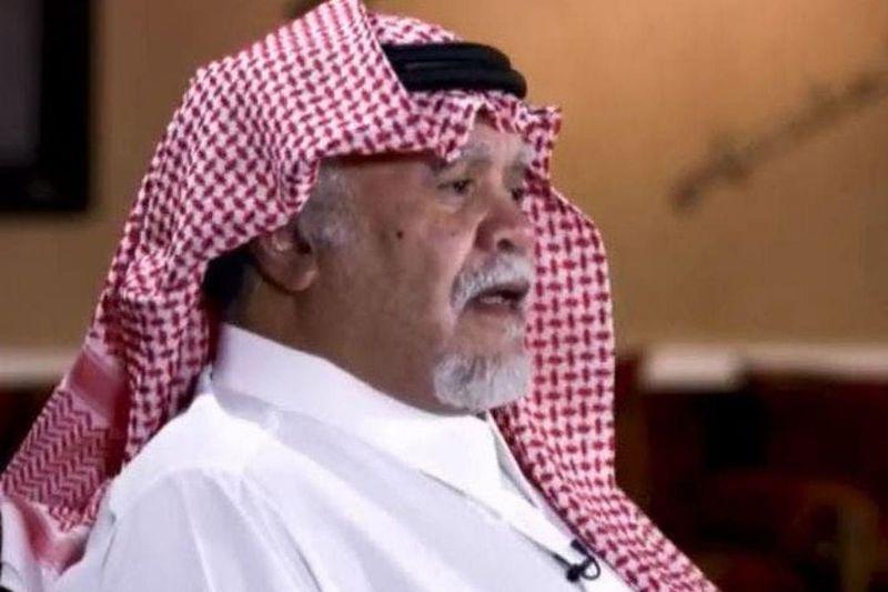 بندر بن سلطان يفتح نار التاريخ على قادة فلسطين أقلام عربية جريدة اللواء
