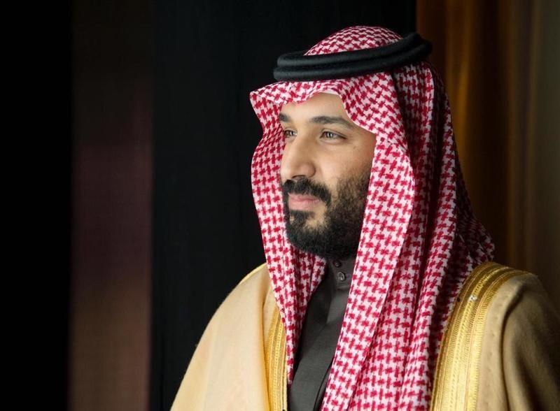 محمد بن سلمان الشخصية المؤثرة عالميا لعام 2018 أرشيف