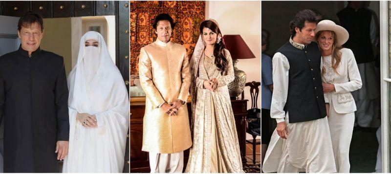 """عمران خان: زوجتي الثالثة """"الملاك الراعي"""" كي أصبح قائد ..."""